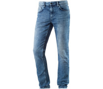 CULVER Slim Fit Jeans Herren