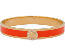 Armreif Sparkle Button Orange & Gold 201/PH036