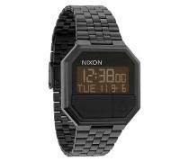 Armbanduhr Re-Run All Black A158 001