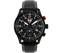 Hugo Alarm Herrenchronograph 6680-2 schwarz
