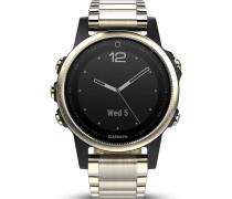 Smartwatch Fenix 5S Saphir 40-30-6594