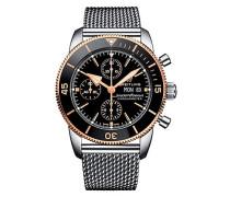 Chronograph Superocean Heritage II U13313121B1A1