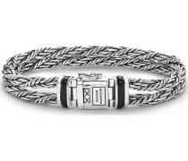 Armband 078 E - Ketut Double Stone 001J010781507