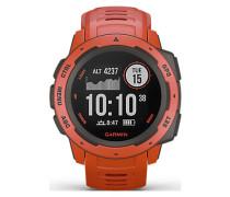 Uhr Instinct Flame Red 010-02064-02
