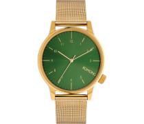 Herrenuhr Winston Royale Gold Green KOMW2355