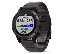 Smartwatch Fenix 5 Plus Sapphire 40-36-1358
