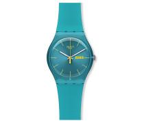 Unisexuhr Turquoise Rebel SUOL700