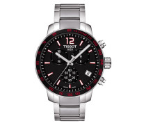 Quickster Chronograph T095.417.11.057.00