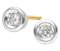 CHRIST Solitaire Ohrstecker 82368612