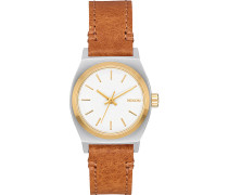 Damenuhr Small Time Teller Leather A509-2706-00