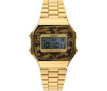Herrenchronograph Retro A168WEGC-5EF