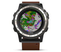 Smartwatch D2 Charlie Leather 40-33-1829