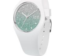 Damenuhr lo White Turquoise ICE 013426