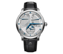 Herrenuhr Masterpiece Moon Retrograde MP6608-SS001-110-1