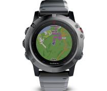 Smartwatch Fenix 5X Saphir Slate 40-30-6598