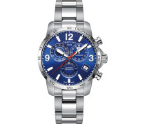 Chronograph DS Podium GMT C0346541104700