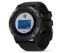 Smartwatch Fenix 5X Plus Sapphire 40-36-1361