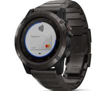 Smartwatch Fenix 5X Plus Sapphire 40-36-1364