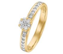 CHRIST Love Diamonds Damenring 60021376