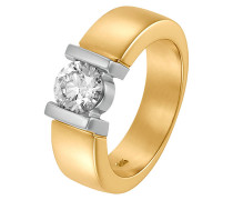 CHRIST Solitaire Damenring 60001529