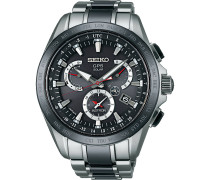 Chronograph Astron GPS Solar Dual-time SSE041J1