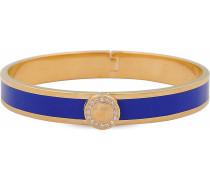 Armreif Sparkle Button Cobalt & Gold 201/PH040