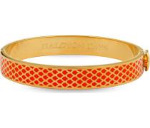 Armreif Salamander Orange & Gold 201/DH004