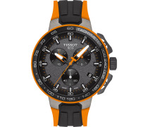 Chronograph Trace Cycling T111.417.37.441.04