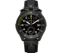 Chronograph Khaki Aviation Take Off H76786733