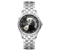 Herrenuhr Jazzmaster Open Heart H32565135