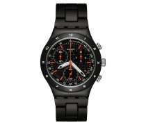 Herrenchronograph Black Coat YCB4019AG