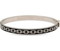 Armreif Skinny Chain Black & Palladium 206/DH002