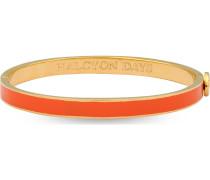 Armreif Skinny Plain Orange & Gold 206/PH034