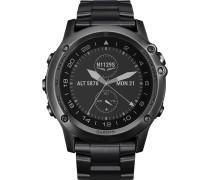 Smartwatch D2 Bravo Titanium HR 40-28-5504