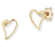Ohrstecker love Swingin Heart C7379E/90/03/