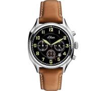 Herrenchronograph SO-3180-LC