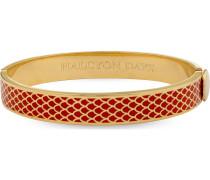 Armreif Salamander Red & Gold 201/DH003