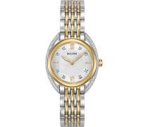 Damenuhr Diamonds 98R229