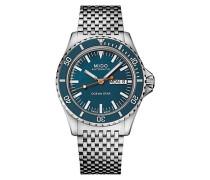 Herrenuhr Ocean Star Captain M0268301104100 + Wechselband