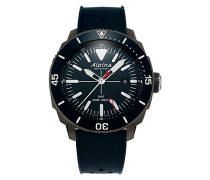Herrenuhr Seastrong Quartz GMT AL-247LNN4TV6