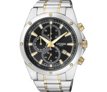 Quarz Chronograph Sports AN3534-51E