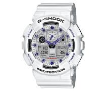 G-SHOCK Classic Chronograph GA-100A-7AER