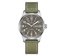 Herrenuhr Khaki Field Day Date H70535081