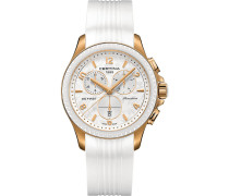 Chronograph First Lady Ceramic Chrono C0302173703700