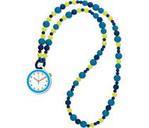 Kette mit Uhr Poppingpop Beads PNW102N
