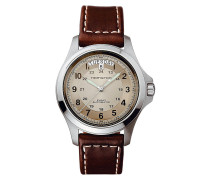 Herrenuhr Khaki KING Automatic H64455523