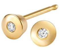 CHRIST Solitaire Ohrstecker 81471568