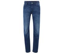 Relaxed-Fit Jeans aus italienischem Denim