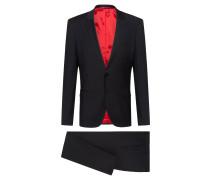 Extra Slim-Fit Anzug aus Zwei-Wege-Stretch