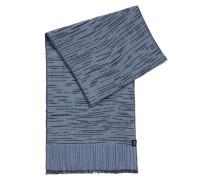 Schal aus elastischem Baumwoll-Jacquard